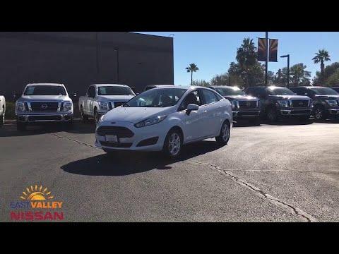 2014 Ford Fiesta Phoenix, Mesa, AZ JW486432A