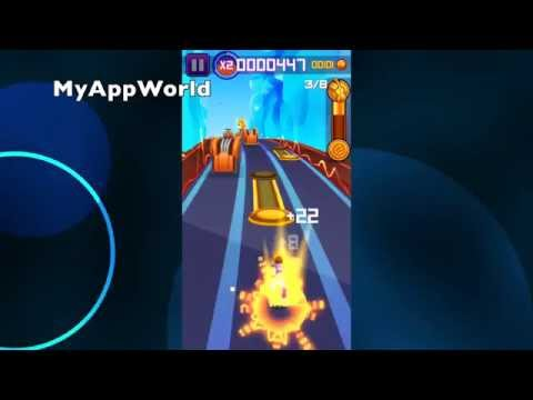 Pop Dash - Pop Culture & Music Runner iOS Gameplay 1080p HD 60fps