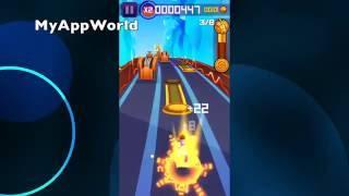 Pop Dash - Pop Culture & Music Runner iOS Gameplay 1080p HD 60fps