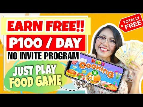PROMISE NO INVITE! FREE GCASH LARO KA LANG NG FOOD GAME FOR 1 MINUTE PAYOUT NA AGAD AGAD!!
