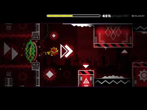 Geometry Dash: Neon Crypt by Yendis