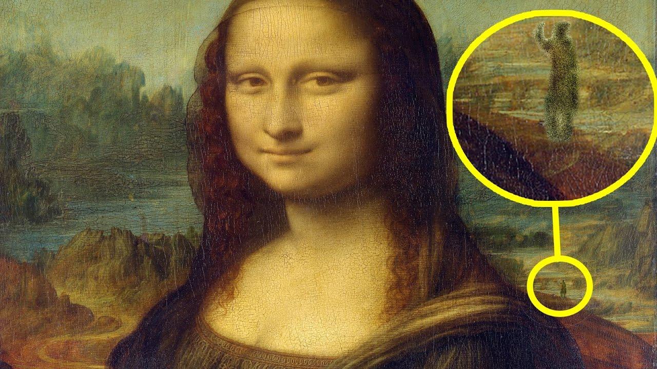 11 Скрытых Секретов на Известных Картинах