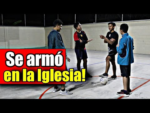 Download EN BUSCA DE RETAS! Partido #1 de futbol callejero/team zurdo 07