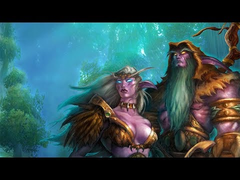 Friday stream and chat. World of Warcraft-BIG Changes are coming.