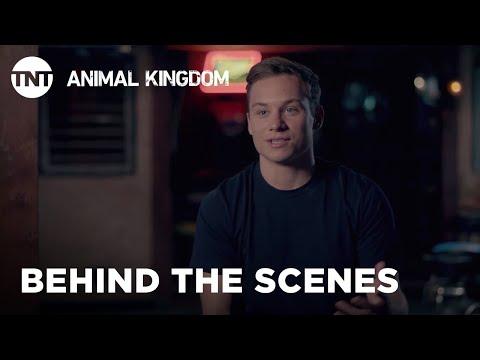 Animal Kingdom: Wiggin' Out with Jake Weary & Finn Cole  Season 3 BTS  TNT
