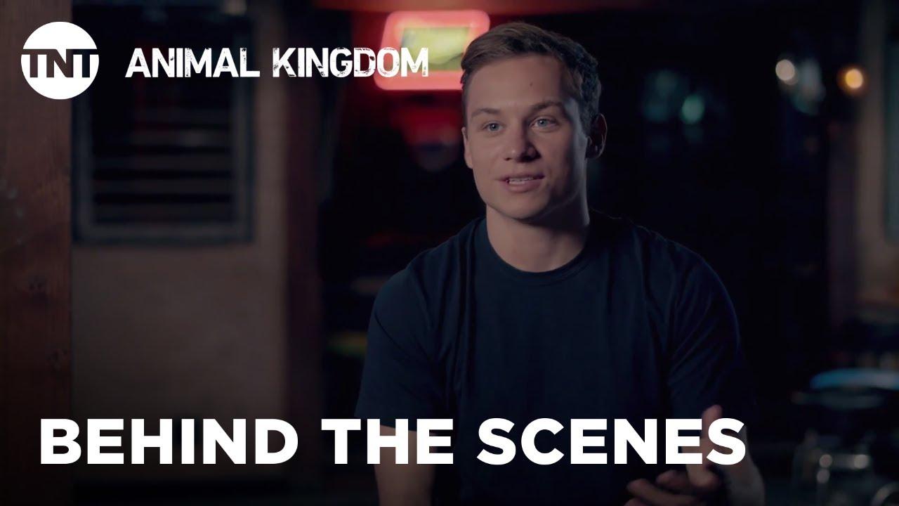 Animal Kingdom: Wiggin' Out with Jake Weary & Finn Cole - Season 3 [BTS] |  TNT