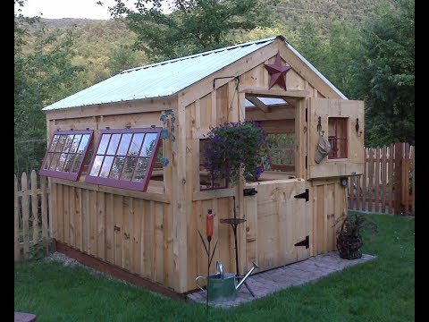 green house vermont post and beam youtube. Black Bedroom Furniture Sets. Home Design Ideas