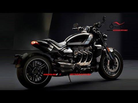 NEW TRIUMPH ROCKET TFC CONCEPT LIMITED - SUPERBIKE -cylinder cc | New Triumph factory custom