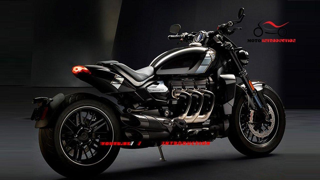 New Triumph Rocket Tfc Concept Limited Superbike 3 Cylinder 2294cc