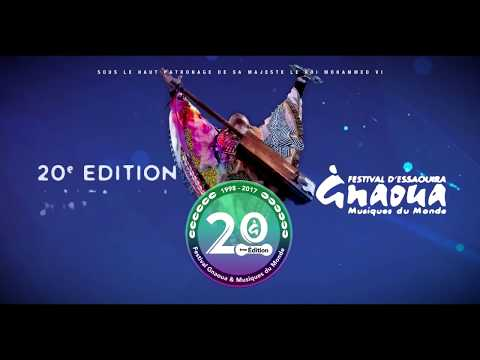 MAKING OF FESTIVAL GNAOUA 2017