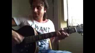 """""""Better days"""", Goo Goo Dolls.  Acoustic guitar/voice cover by Niko"""