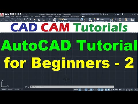 autocad-tutorial-for-beginners---2