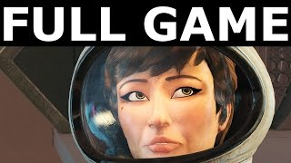 Headlander - Full Game Walkthrough Gameplay & Ending (No Commentary Playthrough)