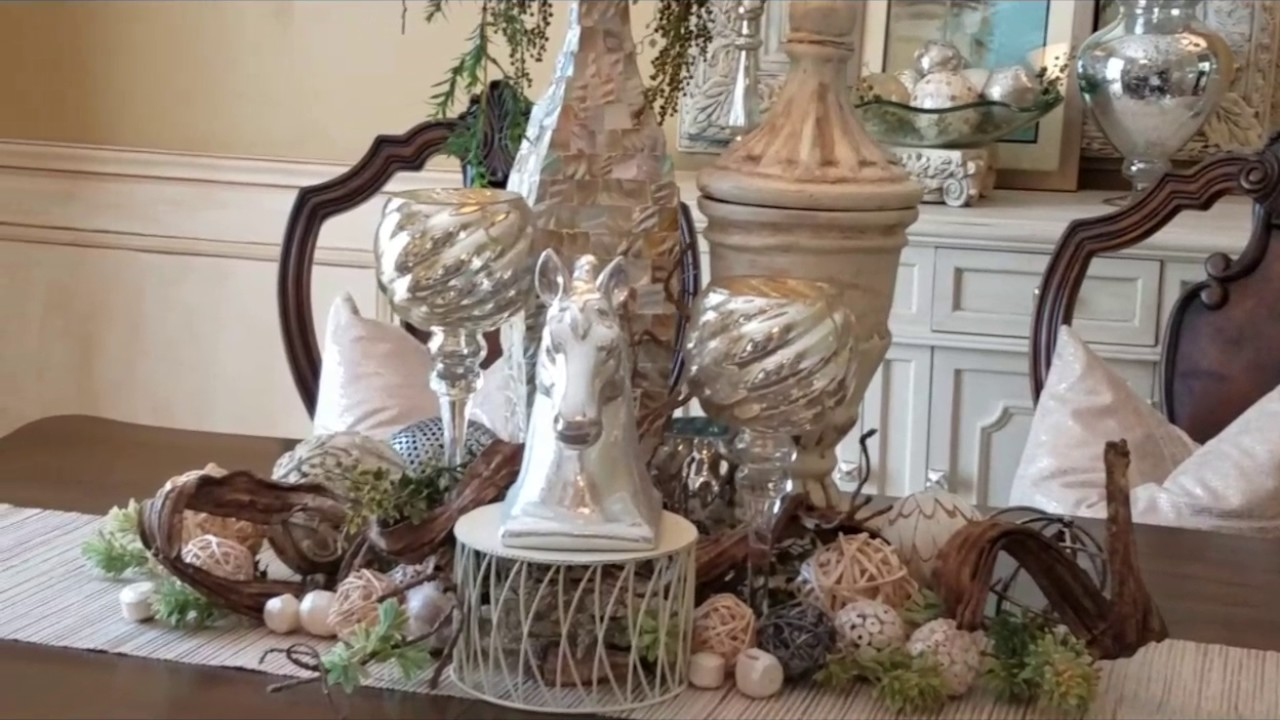 SPRING SUMMER RUSTIC GLAM DINING ROOM TOUR A FEW QUiCK LAST MINUTE GIFT IDEAS