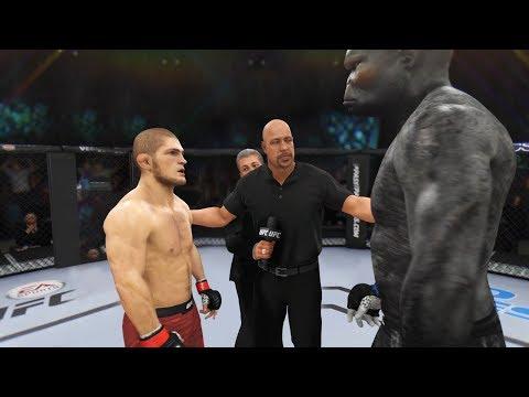 КИНГ КОНГ vs Хабиб Нурмагомедов Бой в UFC