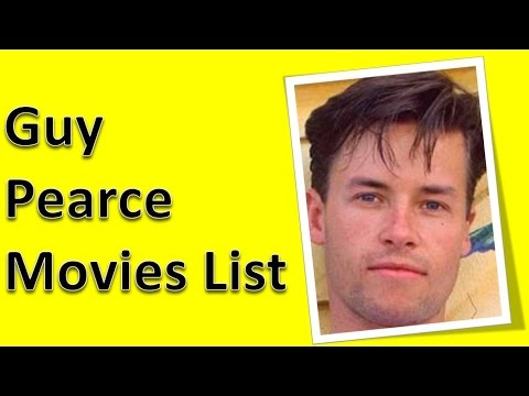 guy pearce movies list youtube