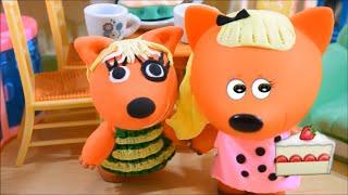 Ми-ми-мишки, новые  серии, мультфильмы  с  игрушками