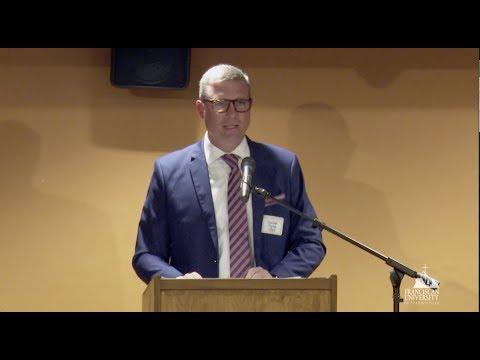 Franciscan Honors Alumni at 2019 Award Dinner