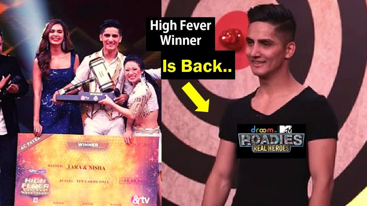 Tara Prasad is back on MTV Roadies Real Heroes after High Fever