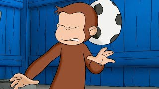 Curious George  Charkie Escapes  Kids Cartoon  Kids Movies | Cartoons for Kids