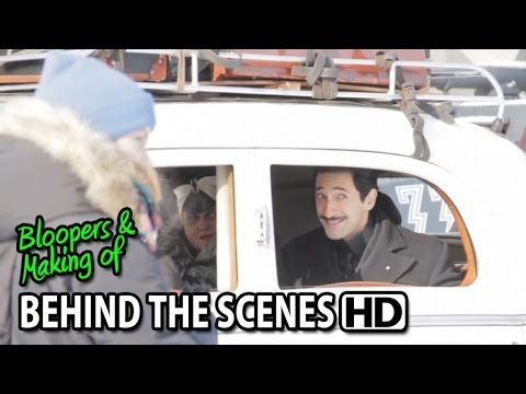The Grand Budapest Hotel (2014) Making of & Behind the Scenes (Part1/2)