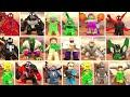 LEGO Marvel Super Heroes 2 - All Spider-Man Villains Unlocked