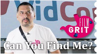 Vidcon 2015 - How to find me