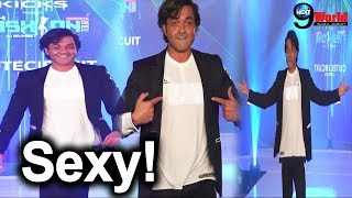 Bobby Deol's DEBUT Ramp Walk at the Exhibit Tech Fashion Show 2018