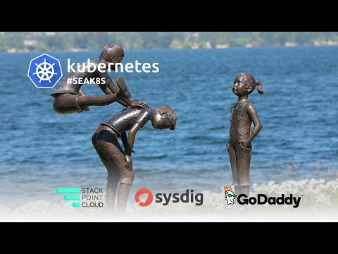 GoDaddy's Production Kubernetes Story & Moving Target Defense in Container Envs