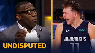 Skip & Shannon react to Luka's game-winning shot over Clippers to tie Series 2-2   NBA   UNDISPUTED