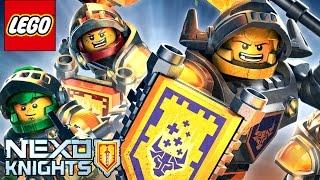 ФИНАЛ !!! ЛЕГО НЕКСО НАЙТС !!! Lego Nexo Knights - Игра про Мультики