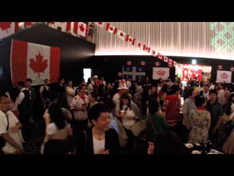 Canada Day in Japan! (Part One)