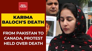 Karima Baloch's Death: From Pakistan To Canada, Protest Rallies Held Over Baloch Activist's Death