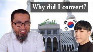 Why did he become a Muslim?