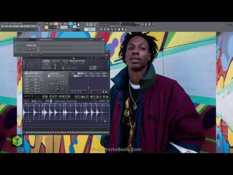 Joey Badass Jazzy Tutorial