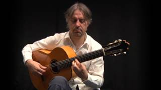 Livio Gianola: Studi n°3 e 4 - Classic and flamenco guitar lessons