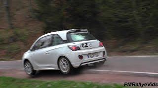Opel Adam R2 Rally Car Concept 2013 Videos