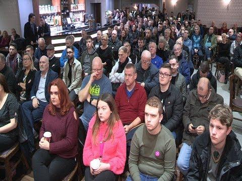 Sinn Féin activists ready for challenges ahead