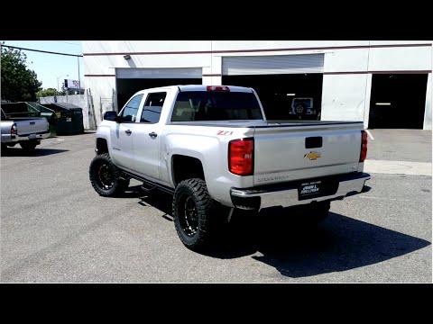 Build A Chevy Truck >> Chevy Silverado 1500 2014 Build By 4 Wheel Parts Sacramento Ca
