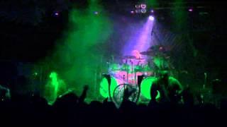 Behemoth - Messe Noir Live In Club Colectiv Bucharest Romania 21-04-2015