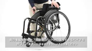 Force - MASTER OF WHEELCHAIR POWERED BY MiKi 株式会社ミキの車いすブ...