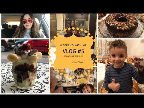 Weekend with me 💕 Mon dermatologiste à Rabat / Restaurant Caravaggio - Tanger
