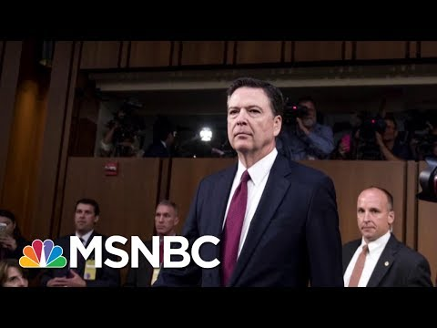 Do James Comey's Words Now Reflect Self-Interest Over National Interest? | Morning Joe | MSNBC