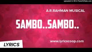 Baixar Sambo Sambo - Pudhiya Mugam