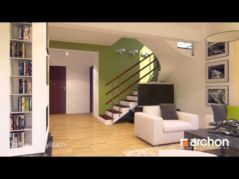 Дом в амариллисах - Увлекательнaя прогулкa - проект ARCHON+