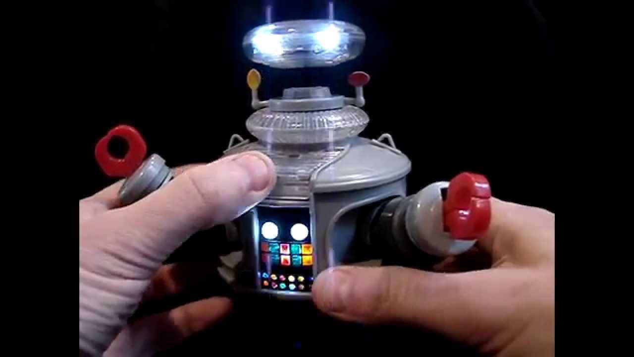 Diamond Select Perdidos en el Espacio Robot Electr/ónico B9 25 cm