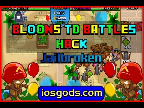 [IOS] How to Hack Bloons TD Battles - Easy and Fast