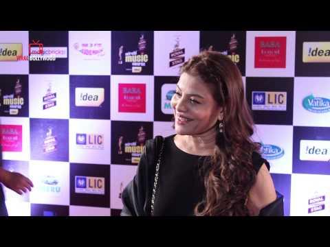 Sapna Mukherjee   7th Mirchi Music Awards