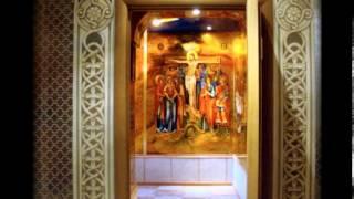 Единственный в мире янтарный храм Пантелеймона Целителя.