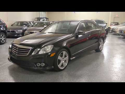 2010 Black /Black Mercedes-Benz E-Class E350 Sedan 4MATIC (WDDHF8HB3AA) with an 3.5L V6 DOHC 24V engine, 7-Speed Automatic transmission, located at 603 Amelia Street, Plymouth, MI, 48170, (734) 459-5520, 42.378841, -83.464546 - Photo #0
